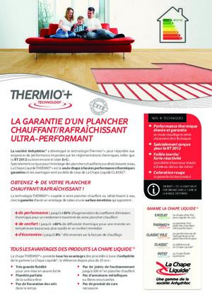 Brochure THERMIO®+ (PDF)